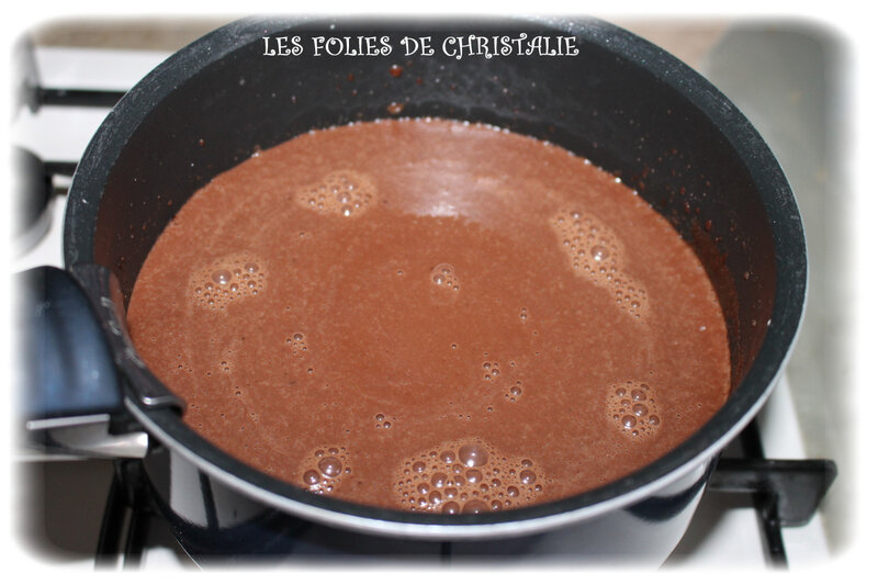 Glace truffes au chocolat 2