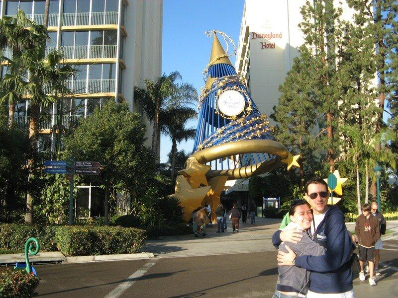 Disneyland Hotel (Californie)