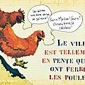 poules férées