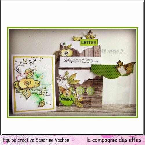 Sandrine VACHON 23 nov défi LA CIE DES ELFES (2)