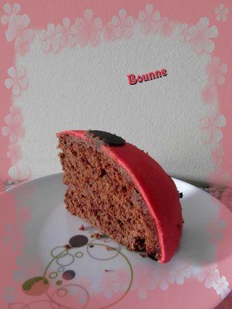 part gâteau coccinelle