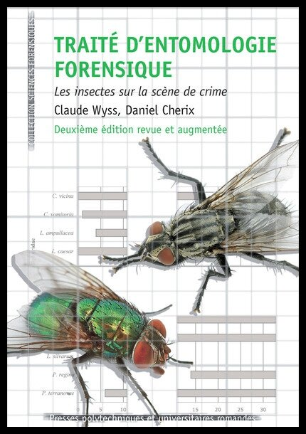 traite d entomologie forensique
