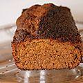 Cake à l'orange, sans lactose