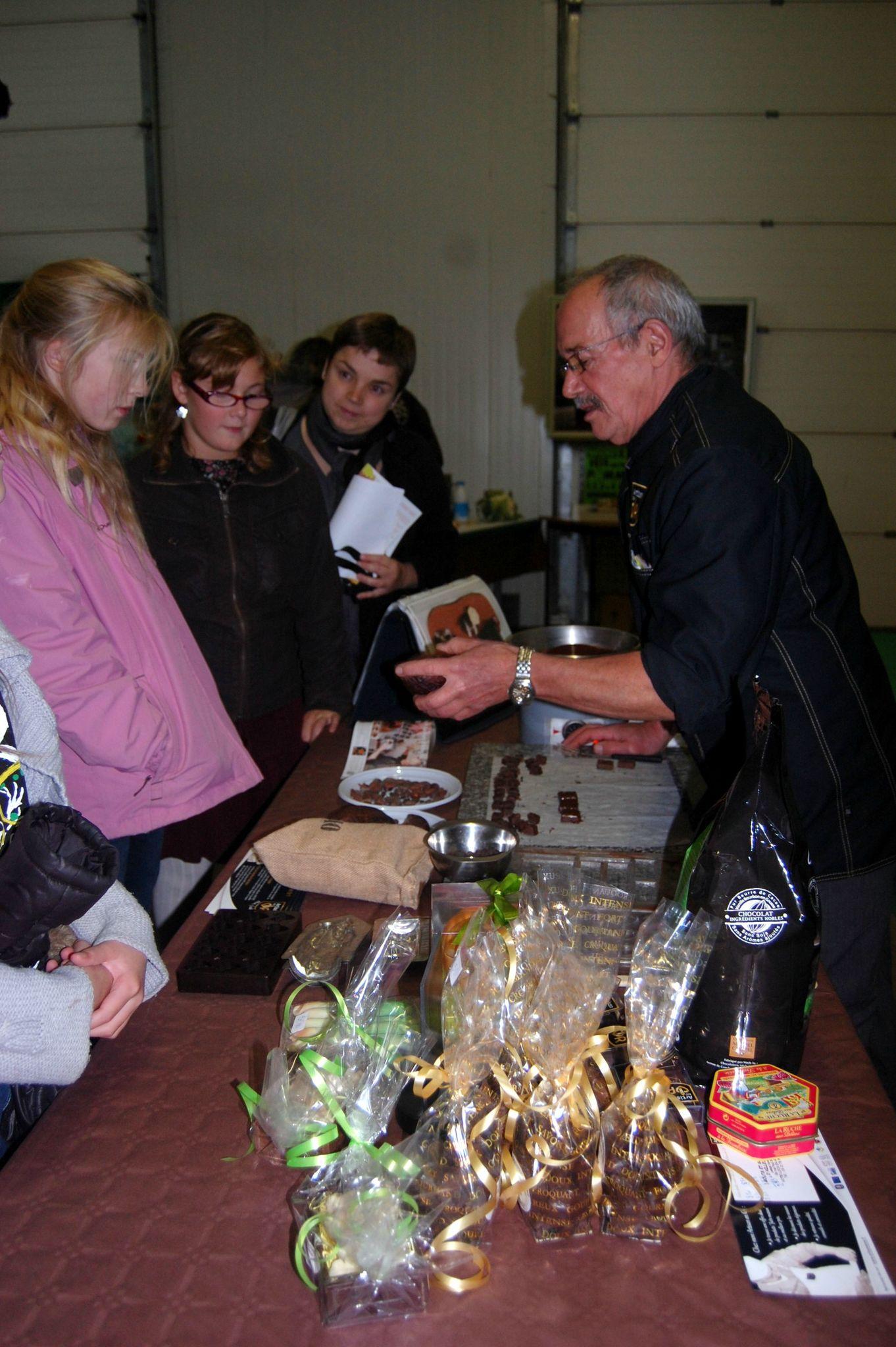 le chocolatier Daniel Lesage (12)