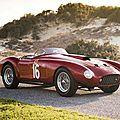 Landmark ferrari 275s/340 america barchetta leads early highlights for rm sotheby's monterey auction