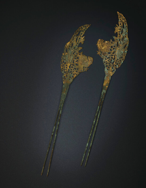 2019_NYR_18338_0527_000(a_pair_of_parcel-gilt_silver_hairpins_tang_dynasty)