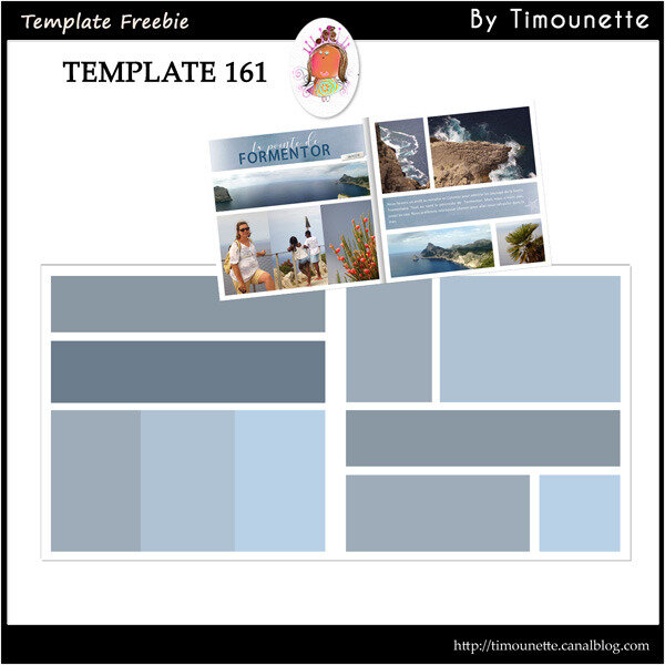 preview Template 161 Timounette