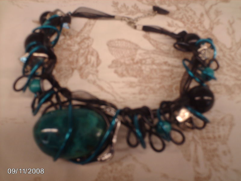 litho chrysocolle claudie