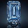 The oppenheimer blue: the largest fancy vivid blue diamond offered at auction