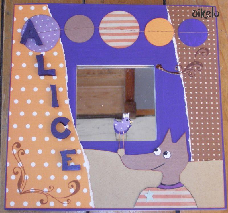 Miroir Alice