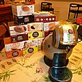 Campagne dolce gusto
