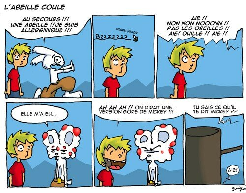 L_abeille_coule