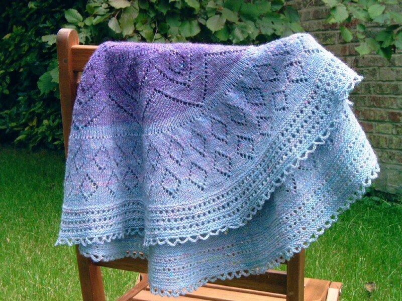 Pi shawl d'E. Zimmermann