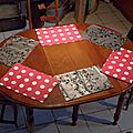 A table!!!