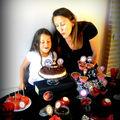 Whoopie pie d'anniversaire