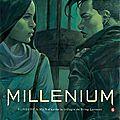 Millenium - tome 6 - sylvain runberg, stieg larsson et man