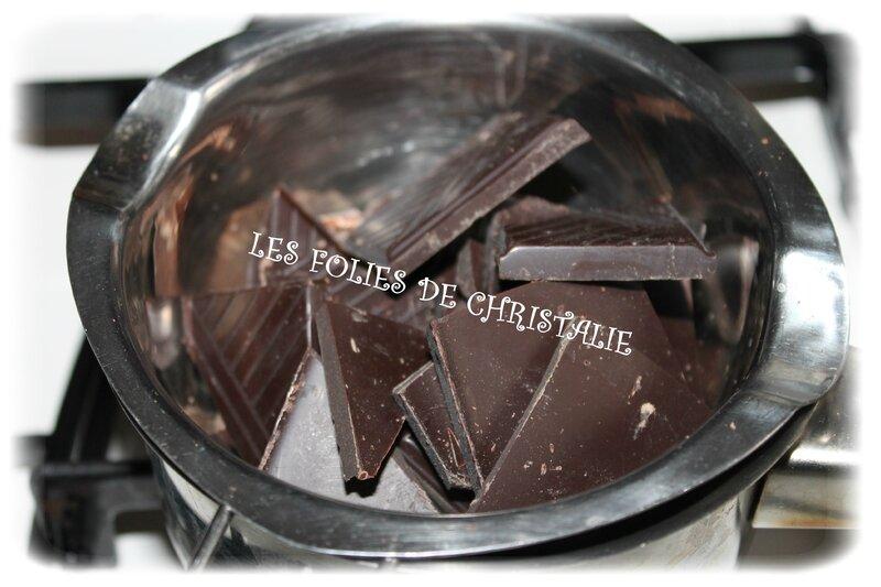 Cigares chocolat 1