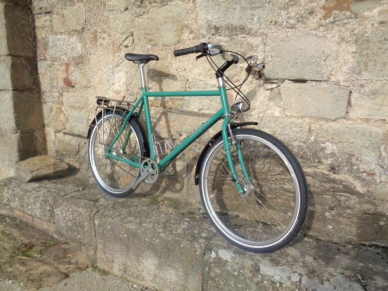 Recyclette 017 - Rohloff 5