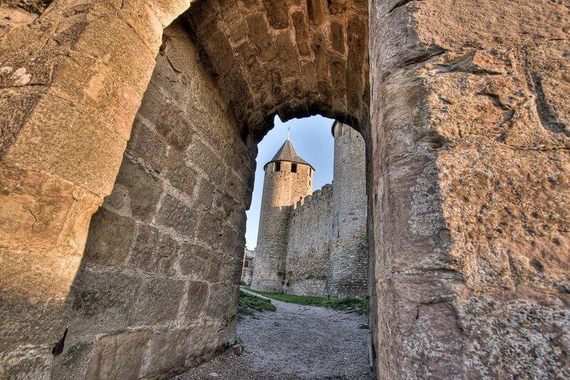 tour du chateau comtal