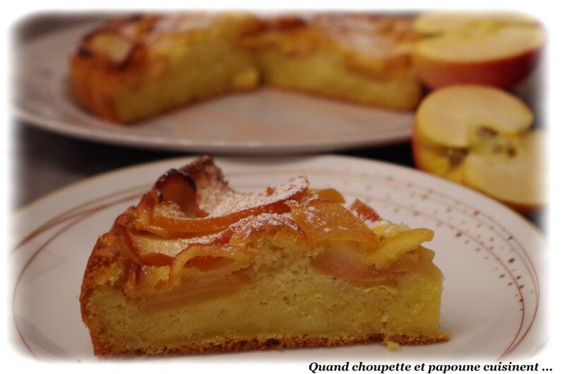 gâteau aux pommes et mascarpone-6883