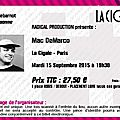 Mac demarco - mardi 15 septembre 2015 - la cigale (paris)