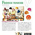 News de boutique : french touche