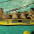 Fin de saison à la natation
