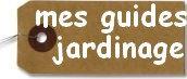 étiquette mes guides jardinage