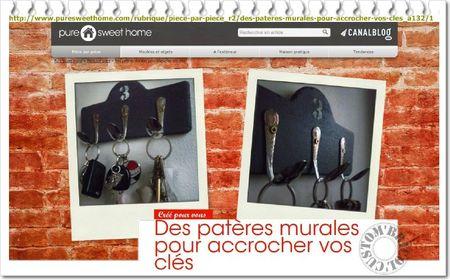 DIY porte Clés PSH du 07-03-2012