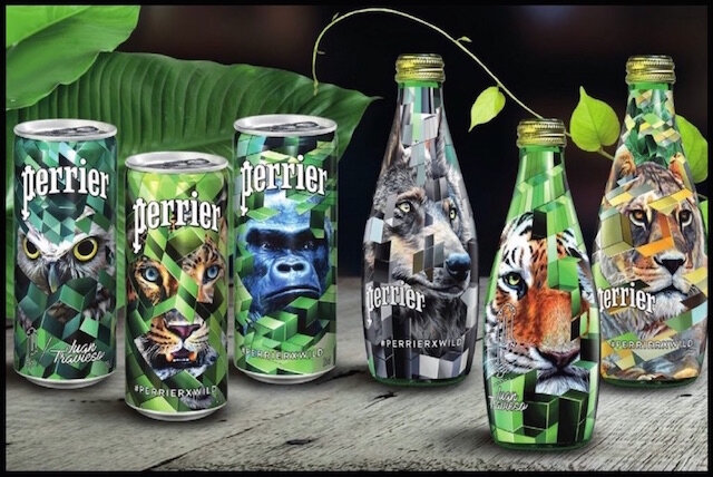 perrier collection wild style 2