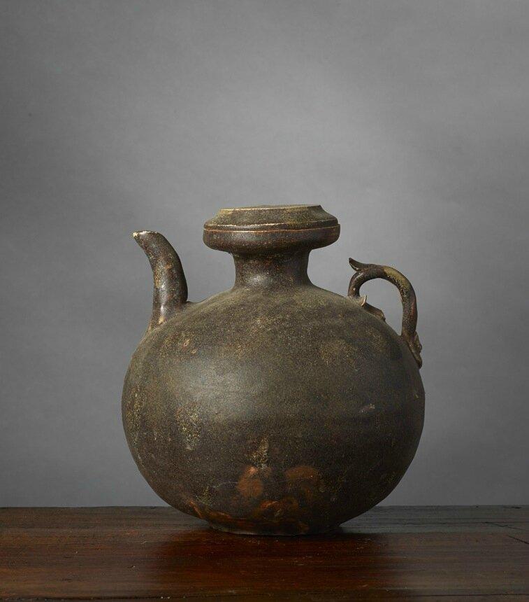 Verseuse, Vietnam, dynastie des Trần, 13e-14e siècle (2)