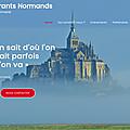 Les conquérants normands: un site internet pour se reconquérir soi-même!