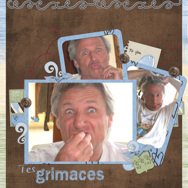 Grimaces