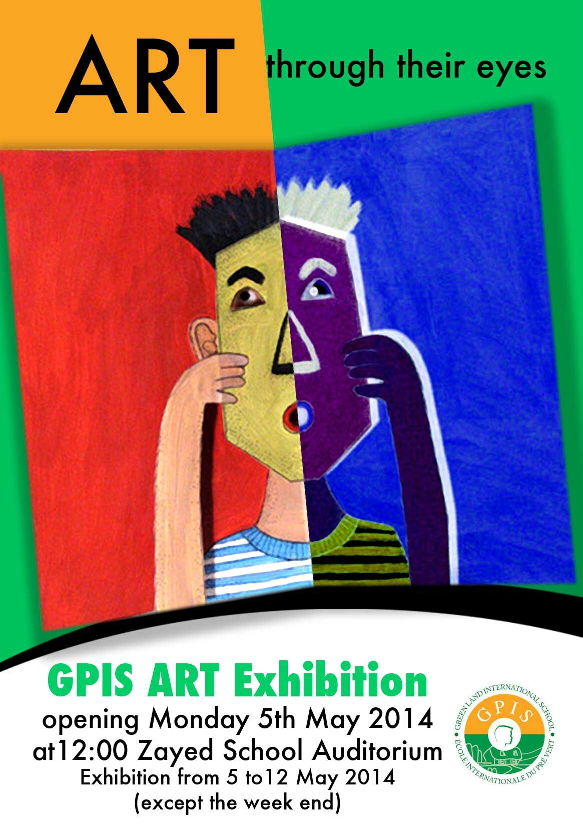 GPIS PYP Visual Art Exhibition