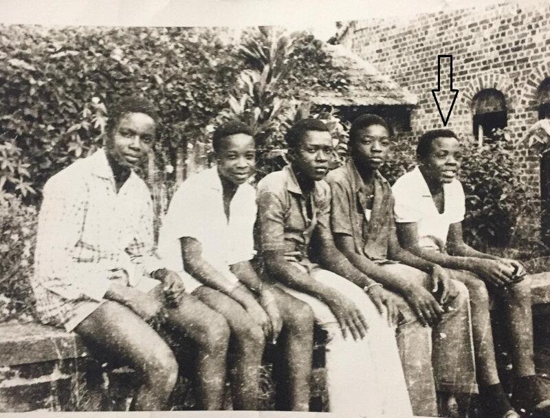 Buya au petit séminaire de Kabue