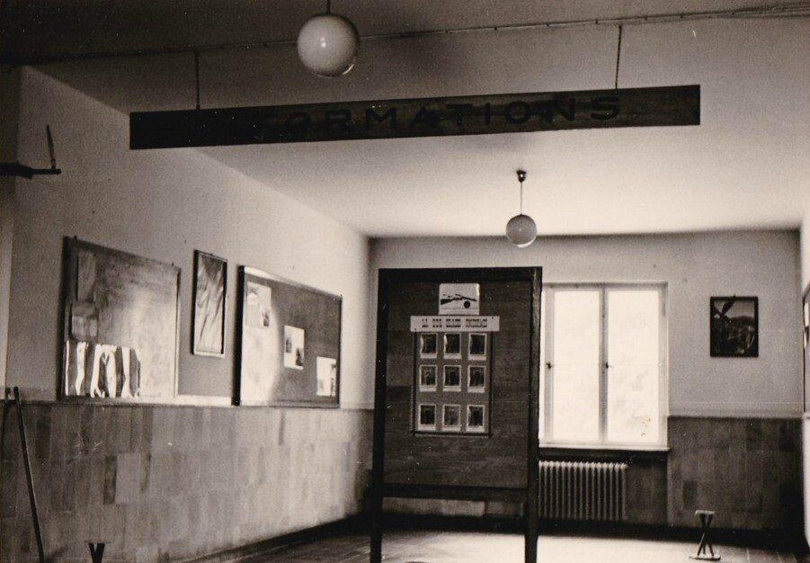 1964 Quartier Napoléon 022 Berlin - Entrée 3°Cie 46° R