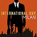 International guy #4 milan - audrey carlan