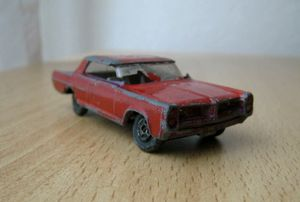 Pontiac GP sports coupé 01 -Matchbox- (1970)