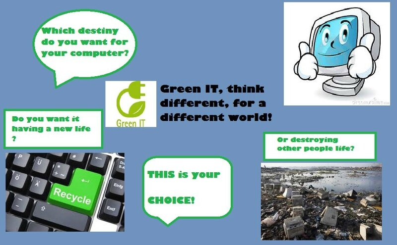 green it project advertisment