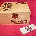 Steamtemporis - grande boîte