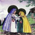 31 mai, fête de la visitation de la sainte vierge à sa cousine elisabeth