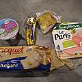 Croque-monsieurs (sans additifs)