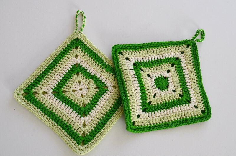 Maniques de cuisine au crochet-granny-La chouette bricole (3)