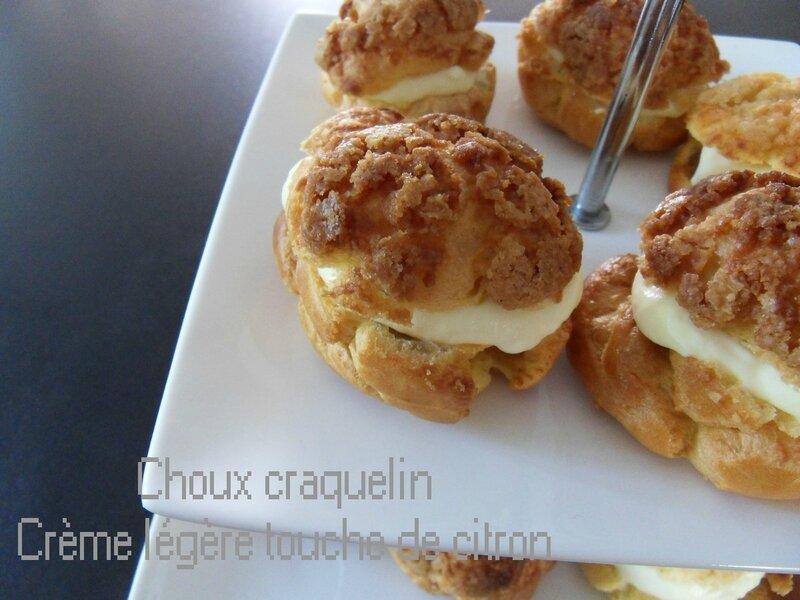 choux craquelin crème légère2