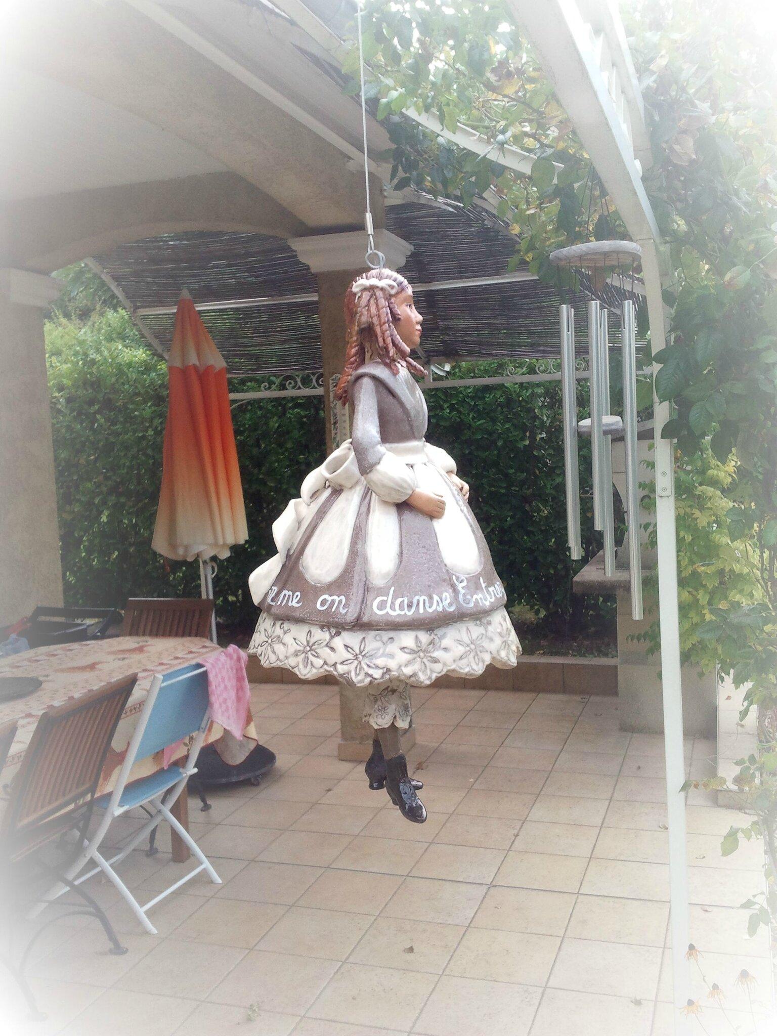 Camille, petite fille modèle