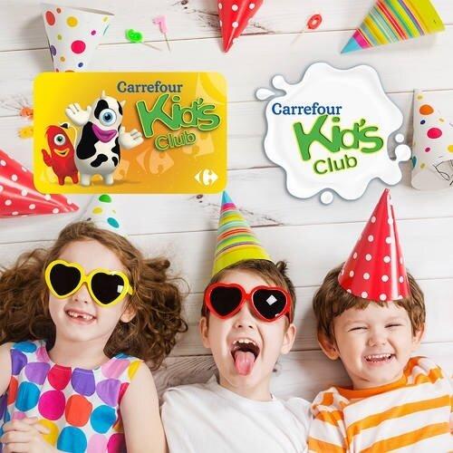 Comment Obtenir La Carte Carrefour Kids Club.Carrefour Kids Club Cadeau D Anniversaire Gratuit P Tits