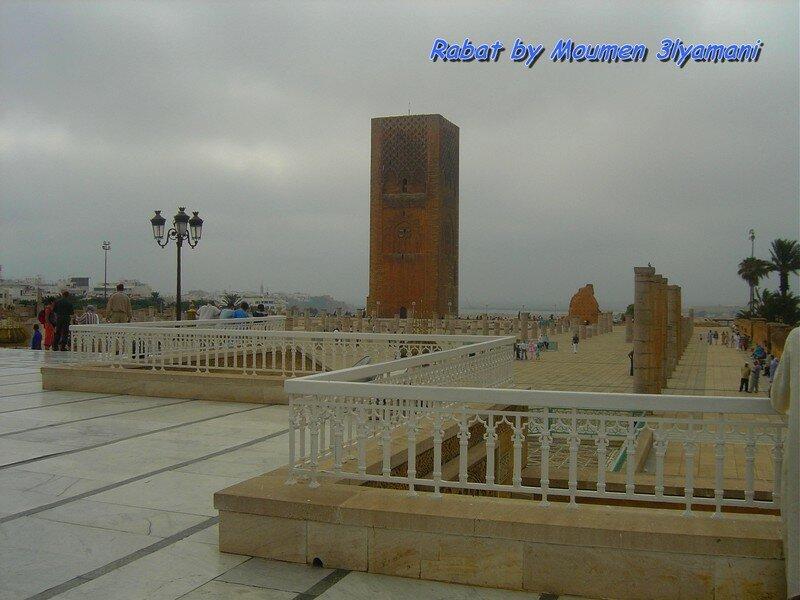 La Tour Hssan de Rabat