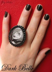 bague Dark Belle de Stella