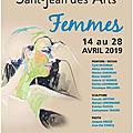 Jacques anger et jean-pol sterck exposent a st jean des arts du 14 au 28 avril