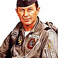 Brigadier-général charles elwood yeager u.s.army air force.